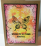 Creative Expressions - Beautiful Wings A5 Clear Stamp Set - CEC827